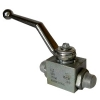 Kulový ventil - oba přípoje pro trubku